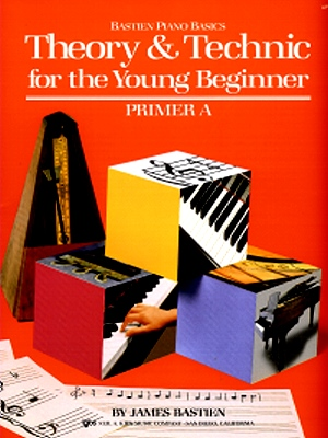 Piano books for very young beginners
